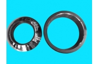 Tungsten-Cobalt carbide large size valve core and valve seat