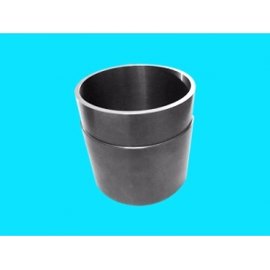 Carbide guide pipe bushing